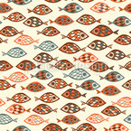 Fisch Schwärme Designmuster