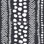 Afrikanische Pfade Vektor Design