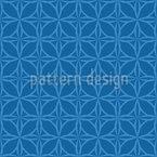 Kompass Gotik Muster Design