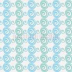 Maritime Curls Design Pattern