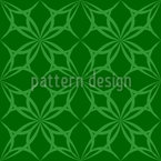 Countryside Gothic Seamless Vector Pattern