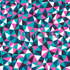 Geometric Glass Melancholy Vector Design