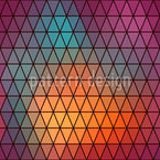 Geometrische Lichtspiele Nahtloses Vektor Muster