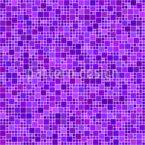 Pixel Mosaik Nahtloses Vektormuster
