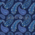 Royal Paisley Vector Ornament