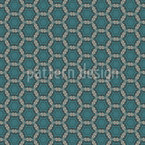 Alhambra Seamless Vector Pattern Design