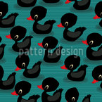 Baby Ducklings Pattern Design