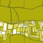 Stilismo Grün Nahtloses Vektormuster