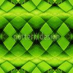 織りジャングル シームレスなベクトルパターン設計