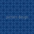Janelas asiáticas finas Design de padrão vetorial sem costura