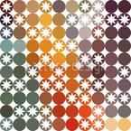 Fröhliches Sternen Bingo Vektor Design