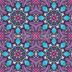 Gothic Patchwork Pattern Design