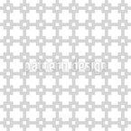 Geometrisches Netzwerk Muster Design