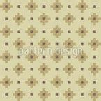 Square Cross Design Pattern