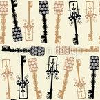 Schlüssel Sammlung Vektor Ornament