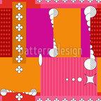 Patchwork Abstrakt Designmuster