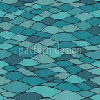 Oceania Seamless Vector Pattern Design