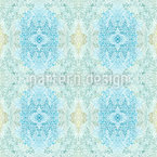 Tenderness Of Winterdress Seamless Vector Pattern Design