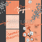 Gorgeous II Seamless Vector Pattern