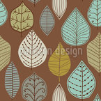 Scandinavian Leaf Archives Vector Design