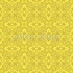 Geometria limone disegni vettoriali senza cuciture