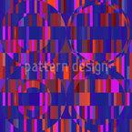 Circle Inferno Pattern Design