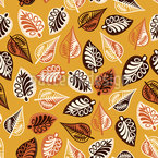 Blattwerk Budapest  Muster Design