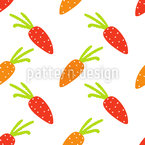 Carrots Vector Ornament