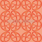 Frutti Lemoni Vector Pattern
