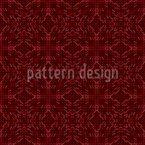 Autumnal Impulses Seamless Pattern