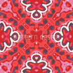 Valencia Seamless Vector Pattern Design