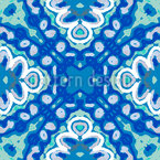 Sevilla Seamless Vector Pattern Design