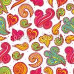 Sugar Candy Seamless Pattern