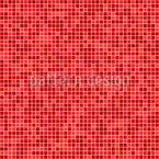 Azulejos pequenos Design de padrão vetorial sem costura