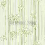 Bambuswald Nahtloses Vektormuster