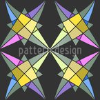 Prismatic Seamless Vector Pattern Design
