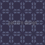 Floral Confidentiality Seamless Vector Pattern Design