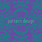 Pop Art Abstract Pattern Design