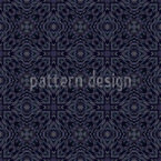 Offshore Pixel Seamless Vector Pattern Design