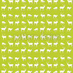 O My Deer Seamless Vector Pattern Design