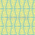 Kreuz Und Quer Nahtloses Vektor Muster
