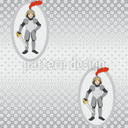 Lancelot Seamless Vector Pattern Design