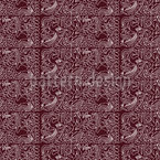 Filigree Chocolate Pattern Design