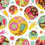 Little Pin Impression Seamless Vector Pattern Design