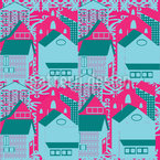 Modern City Repeating Pattern