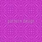 Dimensão do Polígono Design de padrão vetorial sem costura