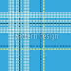 Scotts Gate Seamless Vector Pattern Design
