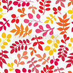 Joyful Leaf Variations Vector Design