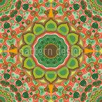Mandala Kaleidoskop Muster Design