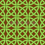 Celt Circles Pattern Design
